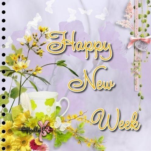 happy new week