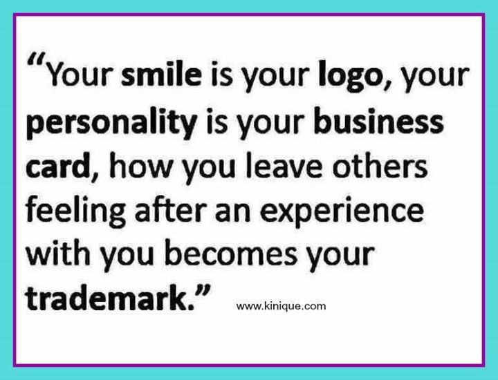smile is logo