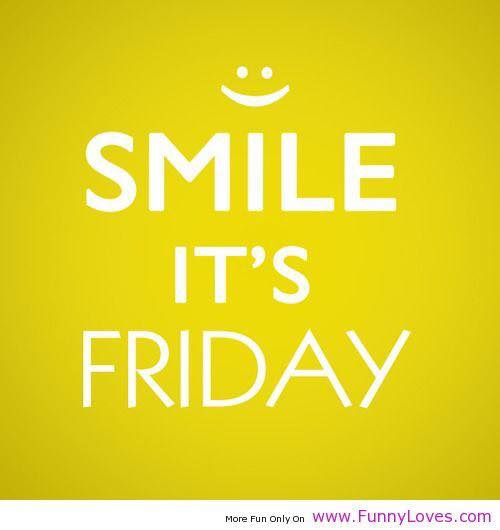 smile it's today