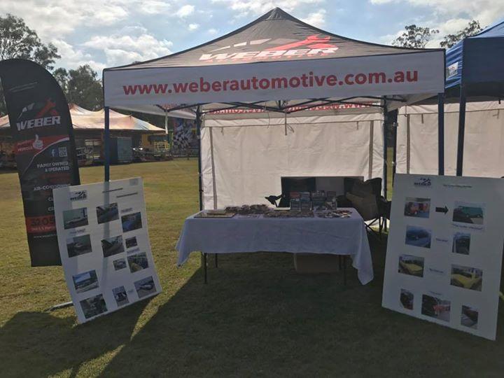 Weber Event Setup