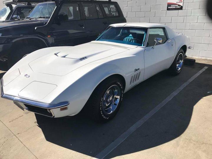 Corvette Classic Car