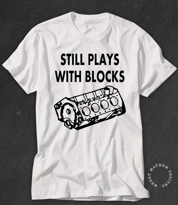 Still Play with Blocks Tshirt